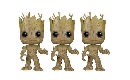 Tree man GROOT Toy Gift Model Galaxy Guardians Anime Collection