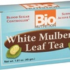 BioNUTRITION White Mulberry Leaf Tea