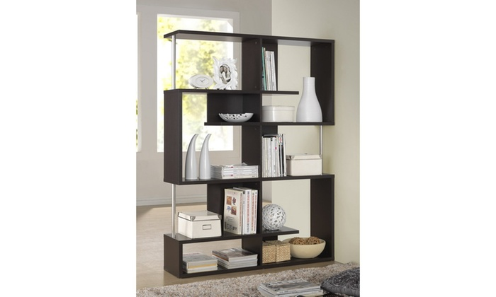 contemporary decor bookshelf modern bookshelves design all