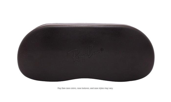 7293b298192 Ray Ban Eyeglasses RX6589 2509 59 Black Frame   Clear Lenses