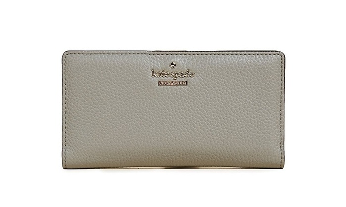 708595be85076 Kate Spade New York Jackson Street Stacy Willow Pebbled Leather ...