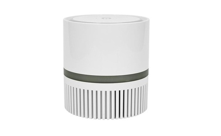"Therapure 90TP100CD01-W Desktop HEPA Type Air Purifier, 7.5"" 4ed502cd-62a0-42e7-911f-45a458ea8ce5"