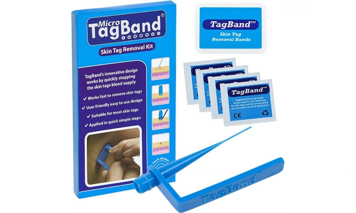 Up To 43 Off On Micro Tagband Skin Tag Remove Groupon Goods