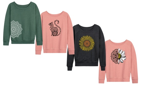 Instant Message: Top Selling Mandala Pullovers