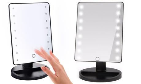 LED Light Adjustable Cosmetic Vanity Mirror