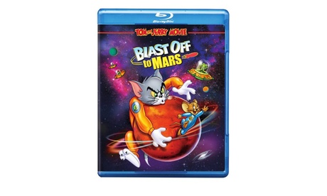 Tom and Jerry: Blast Off To Mars (Blu-ray) f232122e-fbdb-4f8d-ae85-2b35c1c35479