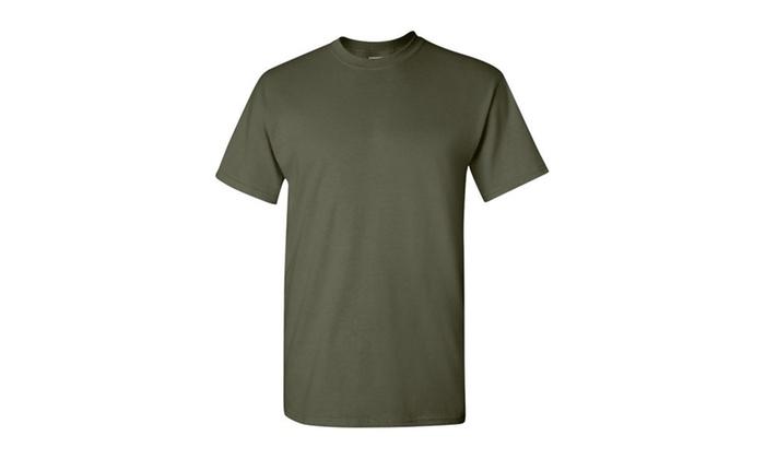 Gildan Heavy Cotton Short Sleeve T-Shirt 5000-9