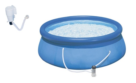 Swimming Pool 1.018 Gallons Capacity Indispensable During Hot Summer 6e4bd6ed-aa4b-42ab-a7d2-90f206d1f2cd
