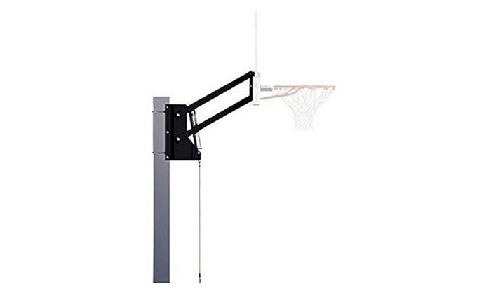 Spalding Basketball Backboard U-turn Lift System