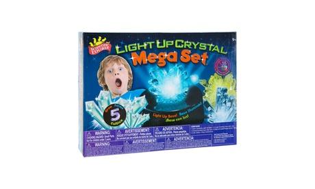 Light Up Crystal Mega Set 9afef844-57b3-4546-b170-e993faf55cf8
