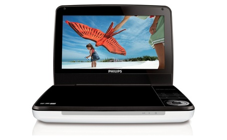 "Philips PD9000 9"" Screen LCD Portable DVD Player Multizone Refurbished a8d55ff2-dc07-4d6c-9c94-292cb7f92f9b"