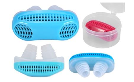 Anti Snoring Free Snore Stopper Magnetic Silicone Nose Clip 7c76f3b3-6b85-4475-b936-0b0ec5e9ab28