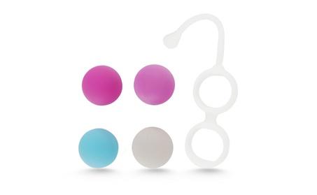 4 Peices of Silicone Kegel Vaginal Balls 31b713b9-1ad0-41fc-b9c5-002393e79fbe
