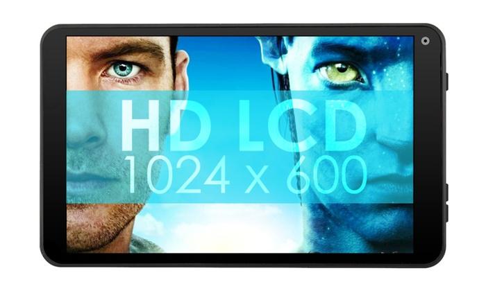 Azpen A743 7 inch Quad Core Android 5 1 Lollipop Tablet HD