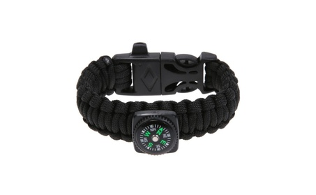 Survival Bracelet Compass Emergency Gear Kit for Outdoor Sports Safety c56fb6e2-cafb-4ab3-9ebc-fa8092319e62