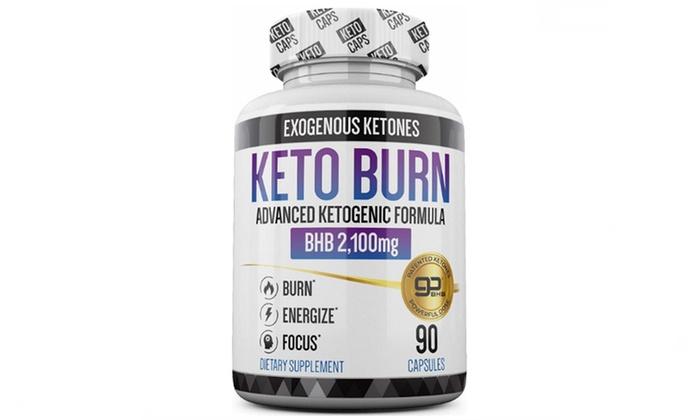 Keto Pills 3x Dose 2100mg Advanced Keto Burn Diet Pills