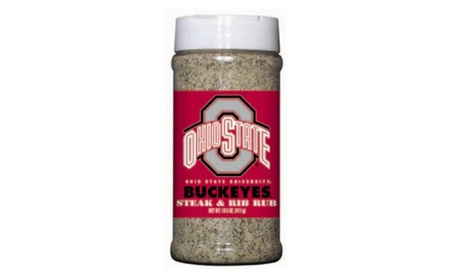 Hot Sauce Harrys 6723 OHIO STATE Buckeyes Steak & Rib Rub - Pint 8a0e67e6-7653-4baa-a4c0-bd07408f0e05