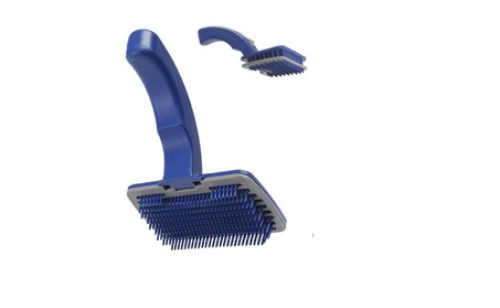 Pet Dog Cat Grooming Self Cleaning Slicker Brush Comb Shedding Tool d4d020d9-b3b6-4dd7-83ff-8692d1254fb2
