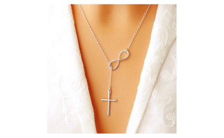 Lovely Chic Infinity Cross f26f9cc1-4dc7-40e8-a19a-df26f887cd54