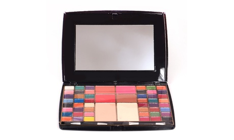 Miss Rose 48 color Professional Make-Up Kit Palette Gloss Cosmetic Eye