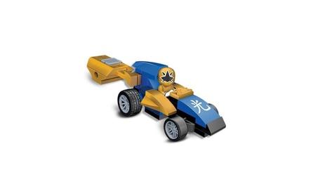 Mega Bloks Power Rangers Samurai Gold Pocket Racer 6e7c91b4-d30e-44e3-a6dd-98b0637cf0eb