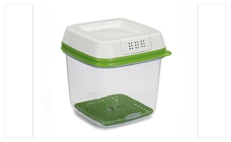 Rubbermaid FreshWorks Produce Saver Food Storage Container 95192a48-1b8e-4aae-8ca3-e06628f0fa3c