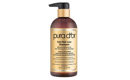PURA D'OR Anti-Hair Loss Shampoo (Gold Label) 6e256c56-03fb-49c3-93aa-a8194df593d6