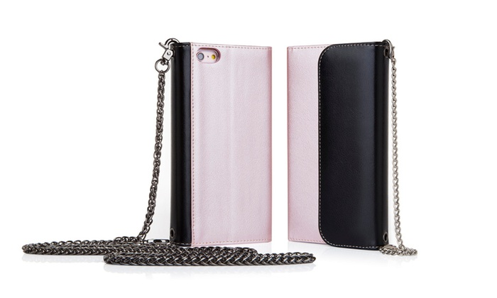 brand new a5969 13590 Modern Chic Crossbody Wallet Case For iPhone 6s Plus, 6 Plus 5.5 ...