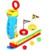 Velocity Toys Golf Master Sport Children's Kid's Toy Golf Play Set