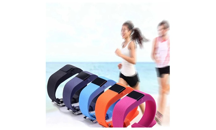 SmartFit Mini + 1 Free Band a Fitness and Health Monitor Watch