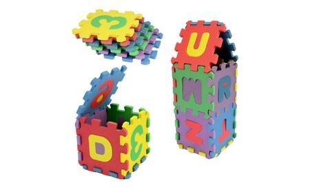 36Pcs Environmentally EVA Foam Numbers+Letters Floor Mats Baby ee50263b-3e4b-436b-b67a-b24c2a2ddbd2