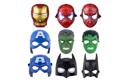 Avengers Heroes Masquerade Masks for Kids Adults Party Mask 5d0f95dc-c295-4cff-9000-07984a5f87d5