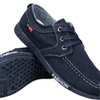 Men Canvas Breathable Pure Color Lace Up Flat Casual Shoes