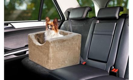 High Density Foam Pet Car Booster Seat Groupon