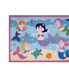 "Fun Rugs Home Decor Mermaids -19""X29"" Mats"