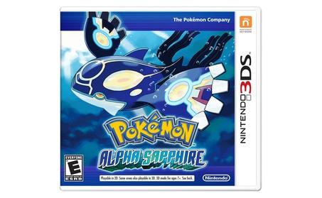 Pokemon Alpha Sapphire - Nintendo 3DS 9cbd57fd-48e3-48d3-935c-a24f55a413c5