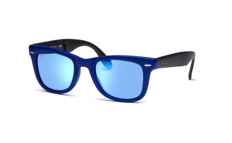 Ray Ban Folding Wayfarer RB4105 Sunglasses ae979779-f5d3-4775-b3d1-0ea1d2febed7