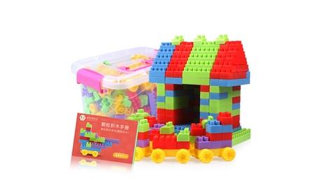 Colorful Particles Bricks Assembles Blocks Toy Child DIY Puzzle Gift 0f025d4e-d260-4abd-a100-2bc5417d11db