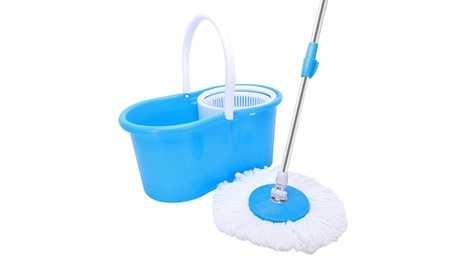 Spin Mop Cleaning Kit Floor Cleaning System