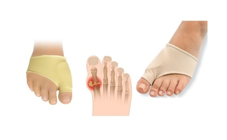 Big Toe Protectors Bunion Ease Pair with Gel Prevent Surgery Foot Pain 9b632348-d79e-486b-bf9a-b5e5760b4180