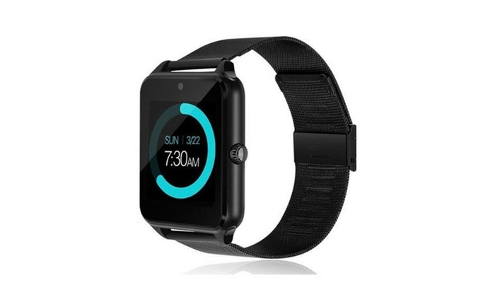 new style 85a2d 3cc5b Up To 91% Off on Bluetooth Smart Watch GSM SIM... | Groupon Goods