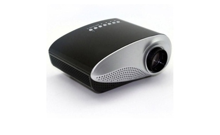 Sleek and Portable Mini Projector Home Theatre 8639215e-efff-4d0d-8762-d8b889be2478