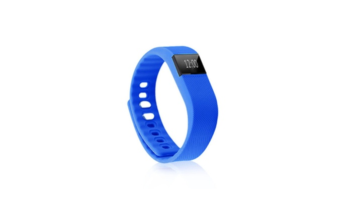 Super Smart Sports Fitness Tracker Band Pedometer Bracelet Watch