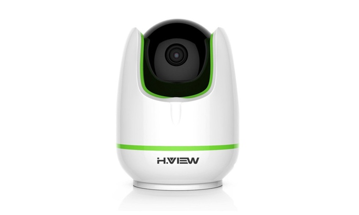 H.View 720P or 960P HD WiFi IP Camera Home Security Video Recording
