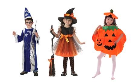 Oshlen Happy Halloween Children Cosplay Costume 7c093ba7-6f5f-4fc4-ac84-fbf2bbfc6d32