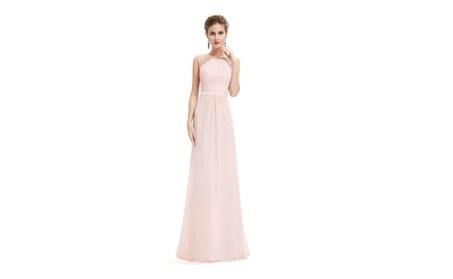Elegant Chiffon Empire Sleeveless Dresses For Women 285bdb6a-c39e-4580-ae59-4a7697d48517