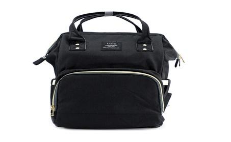 Diaper Bag Mommy & Baby Large Multi-Function Backpack - Black 422e88c4-74ed-4225-a4ab-c6c8e035ae27