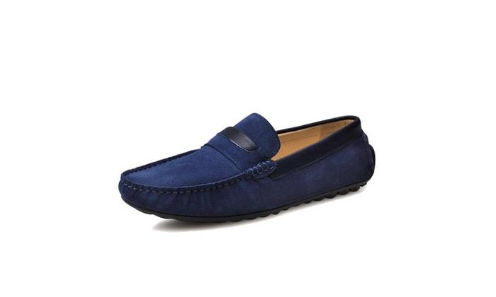 Stylebek Men's Breathable Slip On Loafer Flat Shoes