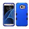 Insten Tuff Hard Hybrid Case For Samsung Galaxy S7 Edge Blue/black