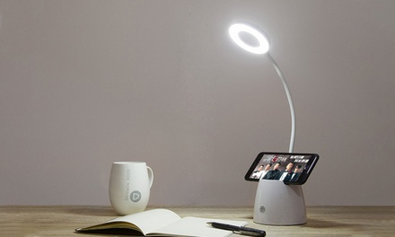 LED Desk Lamp 3 Color Modes Eye-Caring Table Lamp